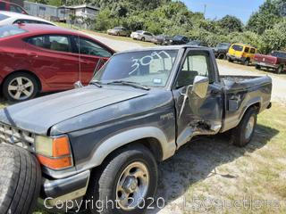 1990 FORD RANGER PICKUP