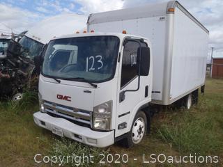 2008 GMC Van - Key