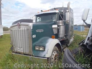 2002 Kenworth Tractor <BR><span style=color:red>Updated 07/28/20</span>