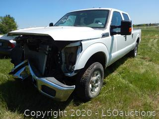2014 Ford F250 Pickup - Key