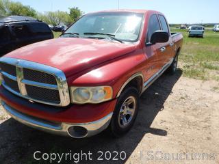 2002 Dodge Ram 1500 Pickup