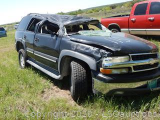 2005 Chevy Tahoe SUV