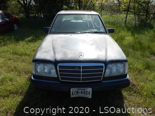 1995 Mercedes-Benz E320 - Key