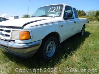 1996 Ford Ranger Pickup