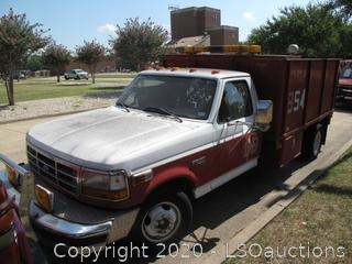 1998 FORD  F-350 TRUCK