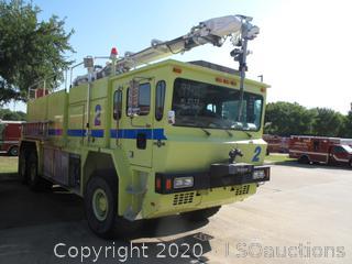 1999 OSHKOSH T1-3000 FIRE TRUCK