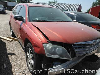 2004 CHRYSLER PACIFICA SUV - KEY
