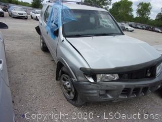 2001 ISUZU RODEO SUV