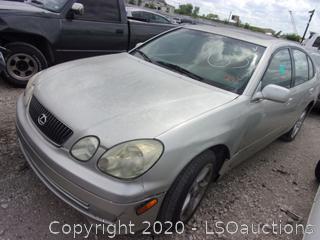 2001 LEXUS GS-300