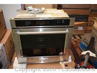 KITCHEN-AID OVEN