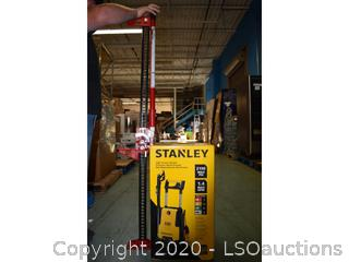 STANLEY PRESSURE WASHER AND JACK