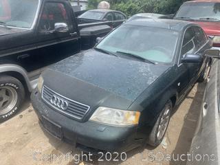 1999 Audi A6 - Key