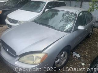 2003 Ford Taurus  - Key