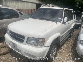 1998 Isuzu Trooper  SUV - Key