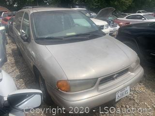 1998 Ford Windstar Van - Key