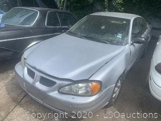 2005 Pontiac Grand Am - Key / Runs & Drives