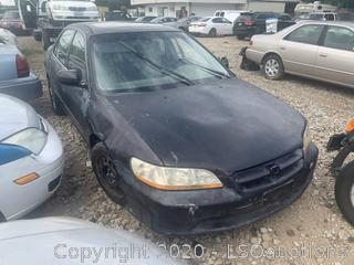 1999 Honda Accord  - Key / Runs & Drives