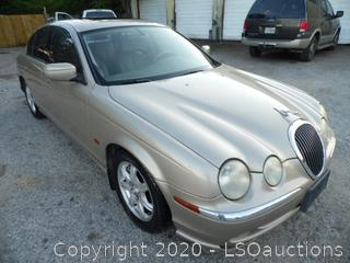 2000 Jaguar S-Type - Runs