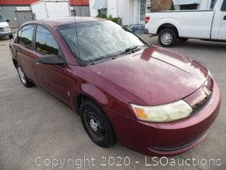2003 Saturn Ion - Runs