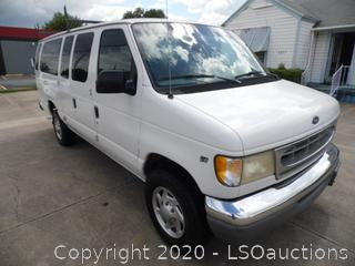 1999 Ford E-350 Van - Runs