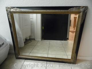 Silverwood 24x30 Mirror with Decorative Frame