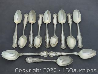 SPOON & STERLING SPOONS