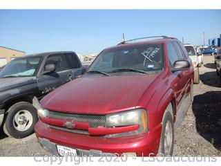 2004 CHEVY TRAILBLAZER SUV