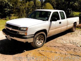 2005 Chevrolet Pickup