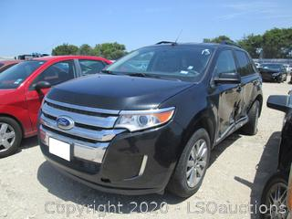 2013 FORD EDGE SUV