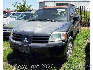 2005 MITSUBISHI ENDEAVOR SUV