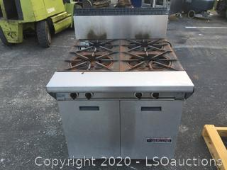 Garland Gas Range