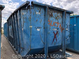 40-CY Roll off Container