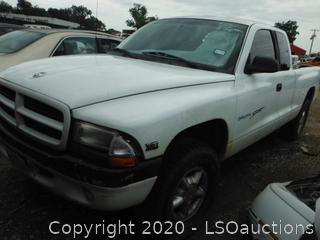 2000 DODGE DAKOTA PICKUP