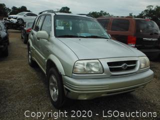 1999 SUZUKI GRAND VITARA SUV