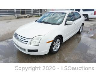 2009 Ford Fusion - Key / Ran & Drove