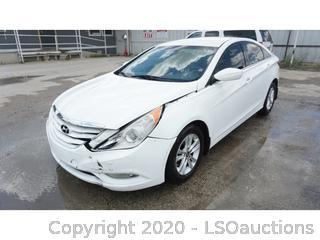 2013 Hyundai Sonata - Key / Ran & Drove