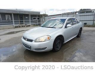 2009 Chevrolet Impala - Key / Ran & Drove