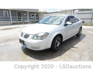 2008 Pontiac G5 - Key