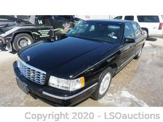 1999 Cadillac Deville - Key / Ran & Drove