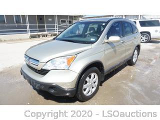 2007 Honda CR-V SUV - Key / Ran & Drove