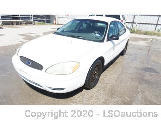 2004 Ford Taurus - Key / Ran & Drove