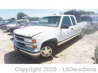 1997 Chevrolet C1500 Pickup - Key