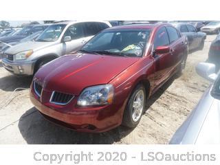 2005 Mitsubishi Galant - Key
