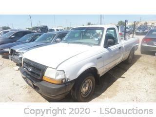 1998 Ford Ranger Pickup
