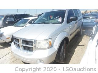 2007 Dodge Durango SUV - Key