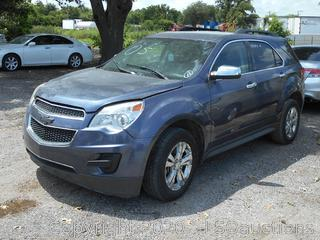 2014 CHEVY EQUINOX LT - KEY