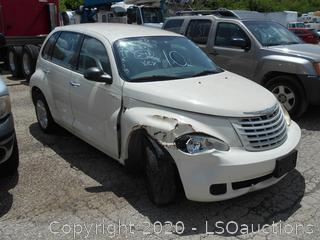 2006 CHRYSLER PT CRUISER - KEY / STARTED