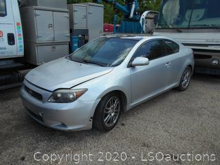 2005 TOYOTA SCION TC - KEY