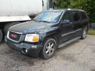 2004 GMC DENALI SUV - KEY / STARTED