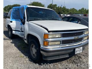 1997 CHEVY TAHOE  SUV - KEY